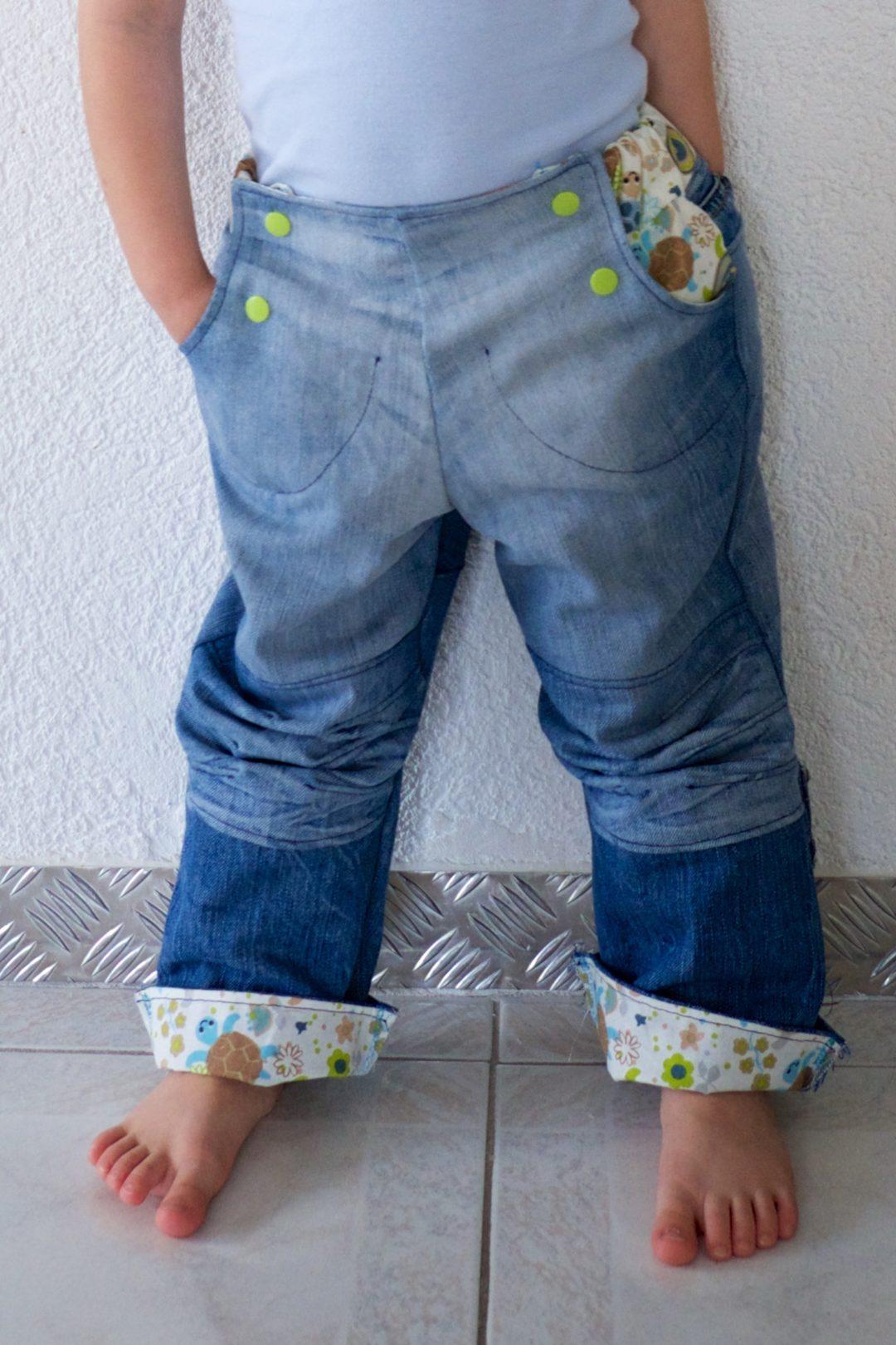 Jeanshosen Kids