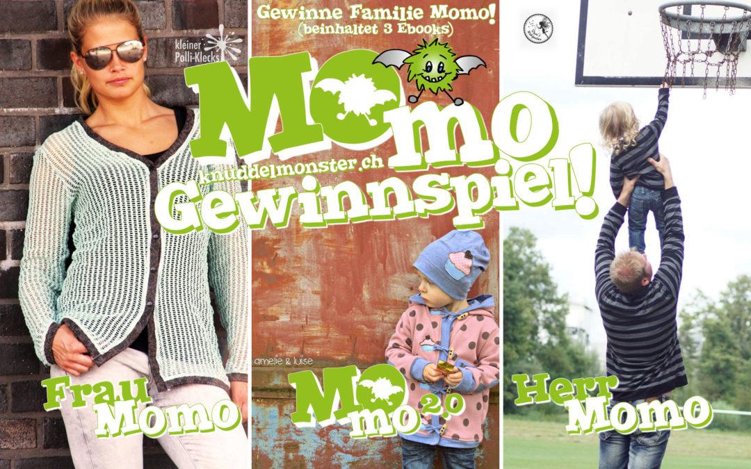 Gewinne die neue Momo Familie!