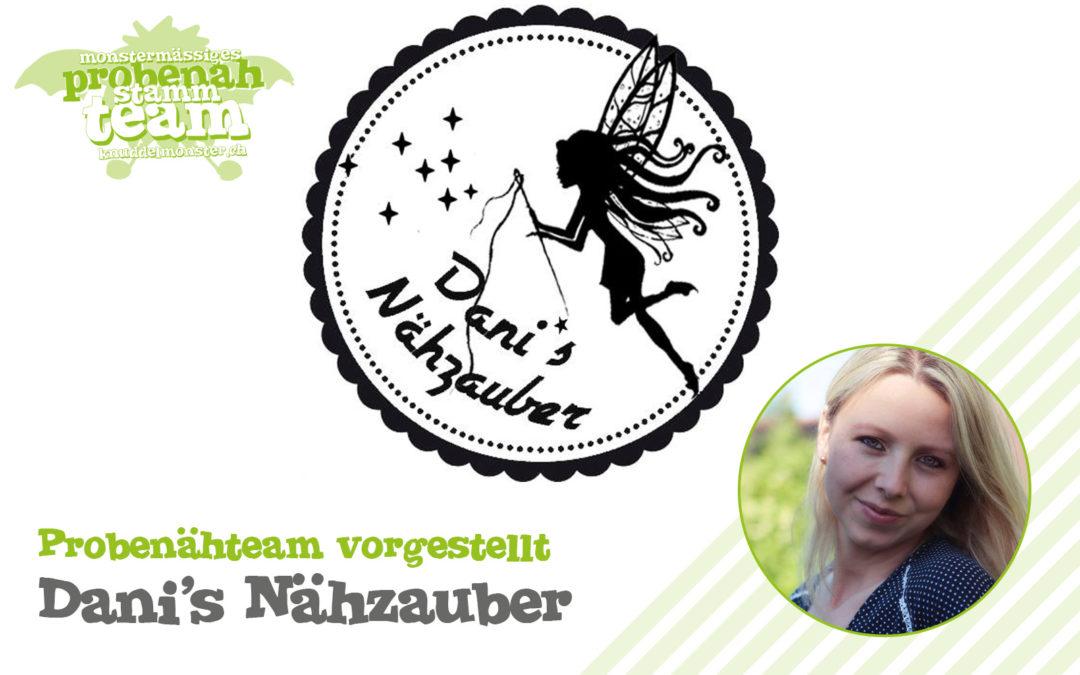 Probenähteam vorgestellt: Dani's Nähzauber