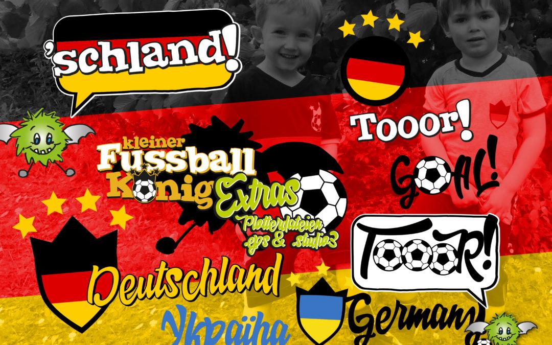Fussballkönig Extras
